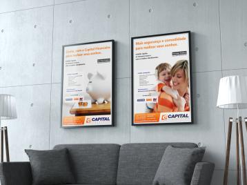 Capital Financeira - Cartaz (Aplicação)