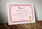 Certificado Dinare Novais