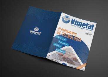 Revista Vimetal - Departamento de Tecnologia